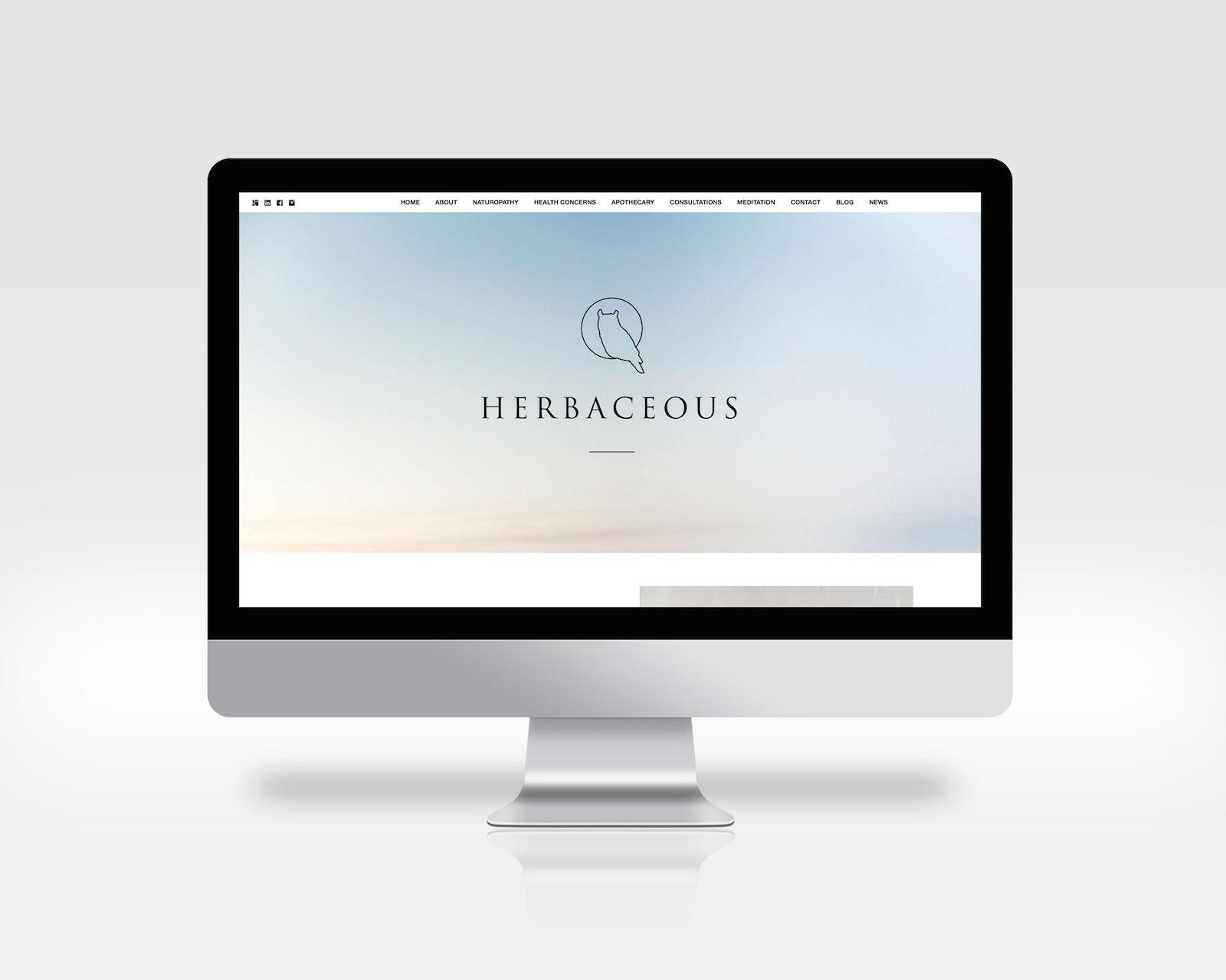 Herbaceous Homepage